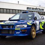 Subaru Impreza WRC 10