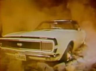 Rewind: 1967 Chevrolet Camaro