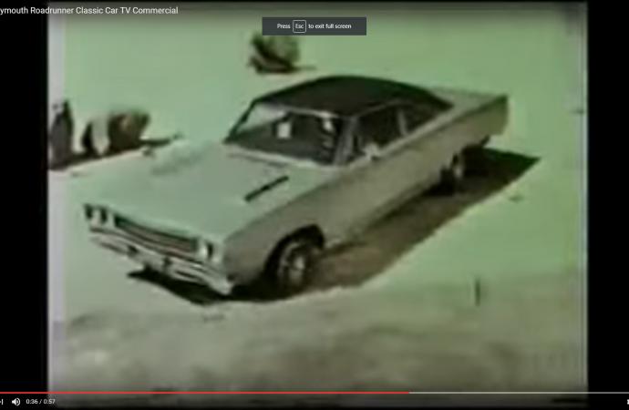 Rewind: 1969 Plymouth Roadrunner