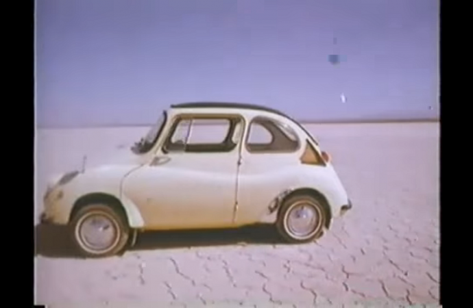 Rewind: It's Cheap and Ugly, the 1968 Subaru 360