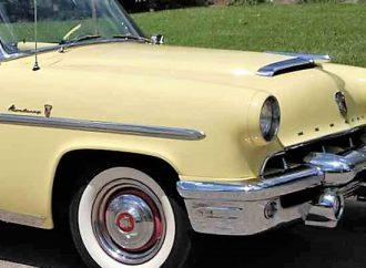 1953 Mercury Monterey convertible