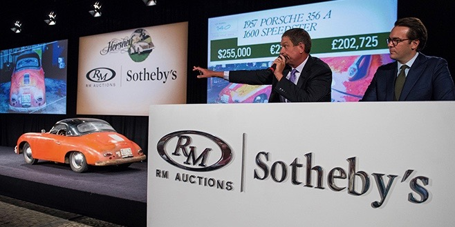 TV series will follow RM Sotheby's search for consignments