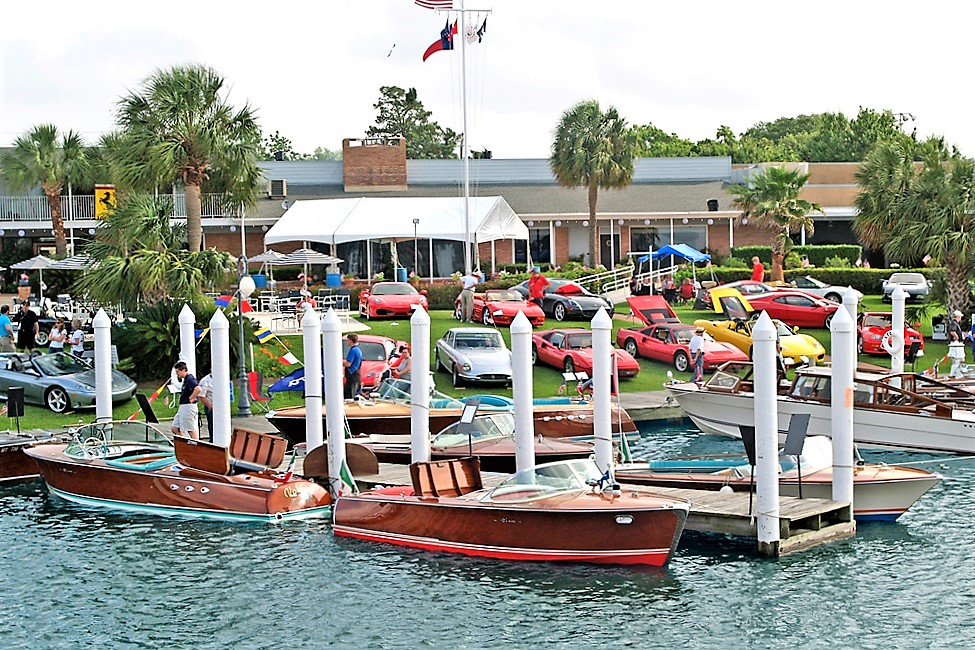 Keels and Wheels combines classic and exotic cars with vintage wooden boats | Keels and Wheels Concours