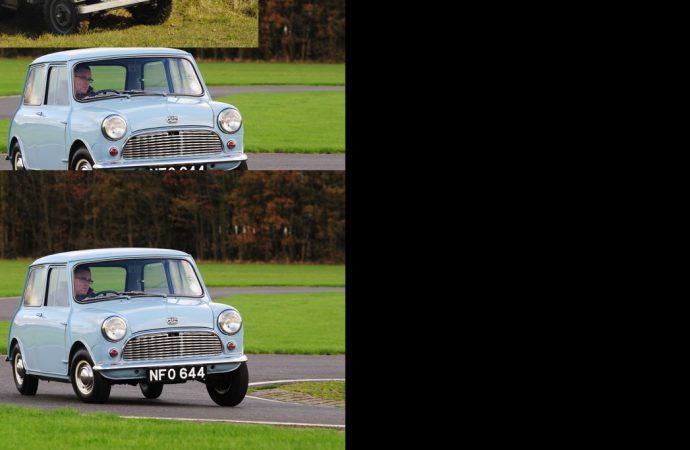 Best British car ever? Experts pick the Mini
