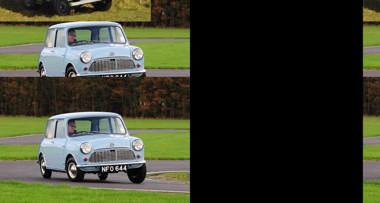 Best British Car Ever Experts Pick The Mini Classiccarscom Journal