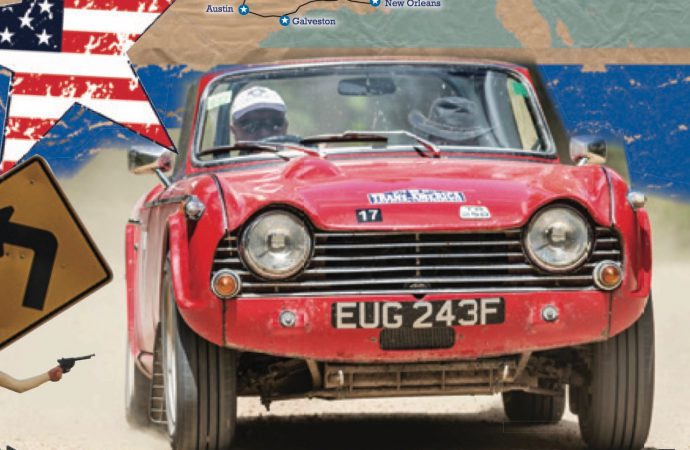 Trans-America endurance rally scheduled for 2018