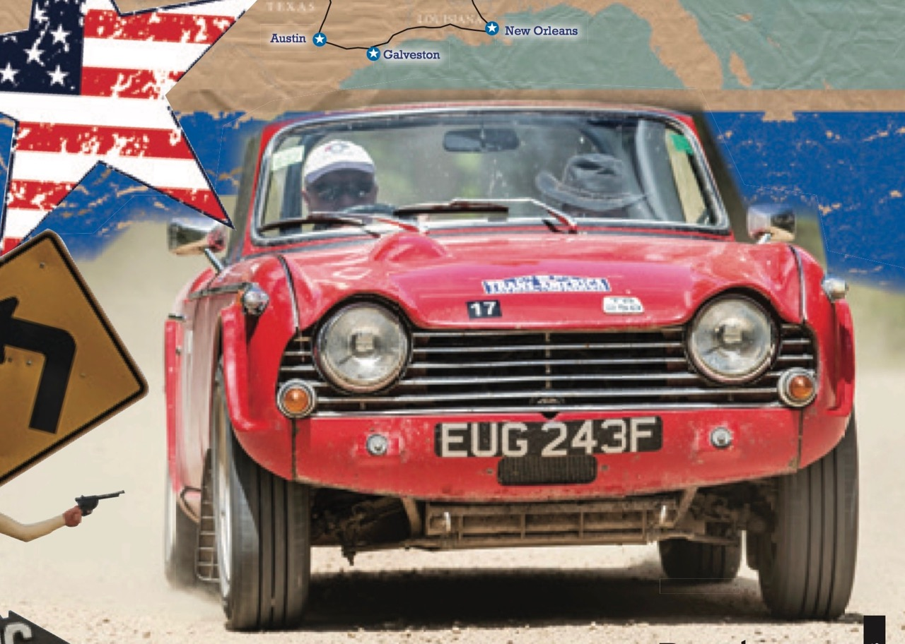 Trans-America endurance rally scheduled for 2018 - ClassicCars.com ...