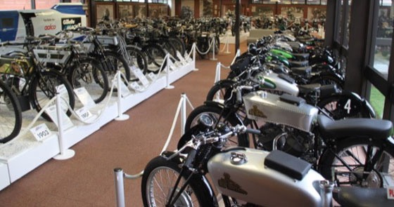 Britain's motorcycle museum to host three auctions a year