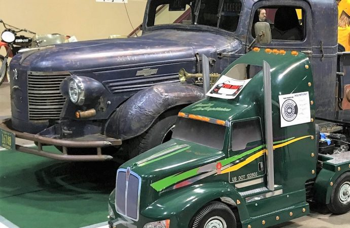 Green Bay's Motorama packs in a little of everything