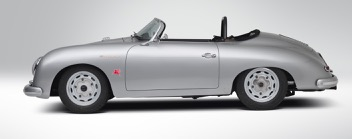 Porsche Speedster surpassed only by 300SL at sale