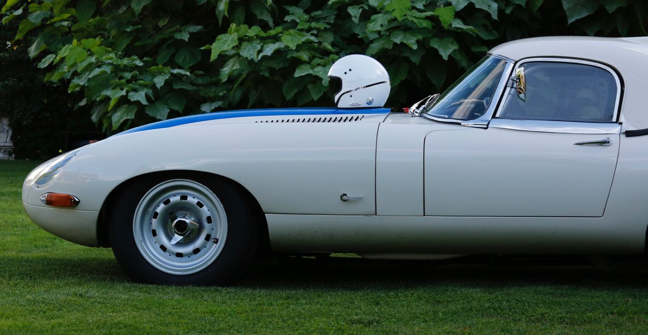 1965 Jaguar E-type semi-lightweight coupe