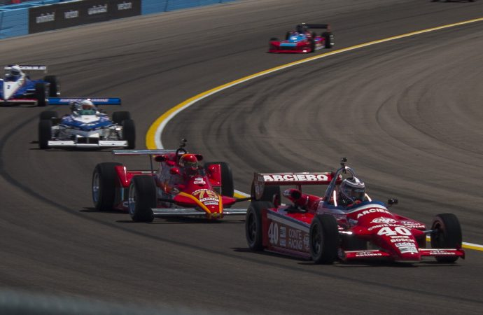 Vintage Indy cars carry classic stories