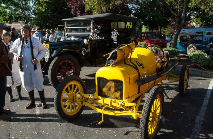 Museums hold car shows near you