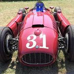 1954 Lancia D50A(r) #0007 scheduled to be shown on June 4th with the Lime Rock Historic race car