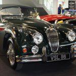 1955 xk140 E 125,500