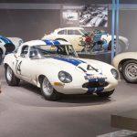 1963 Jaguar E-Type Lightweight #14 Cunningham 10
