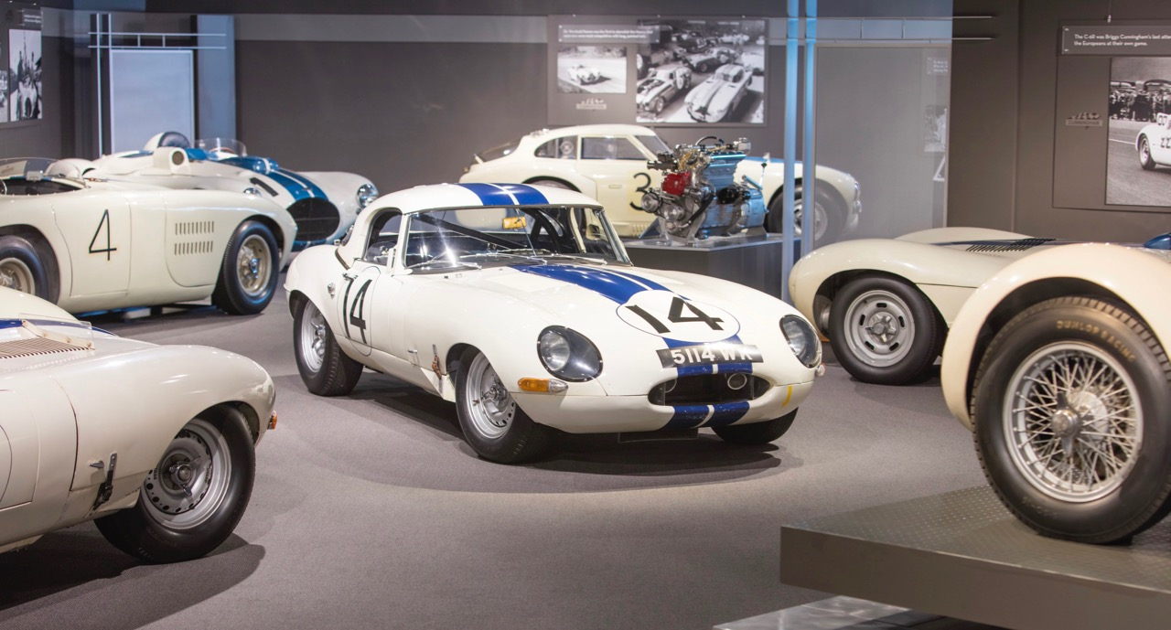 No. 14 on display at the Collier museum | REVs Institute photo