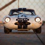 1963 Jaguar E-Type Lightweight #14 Cunningham 15 -instagram