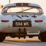 1963 Jaguar E-Type Lightweight #14 Cunningham 18