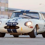 1963 Jaguar E-Type Lightweight #14 Cunningham 21