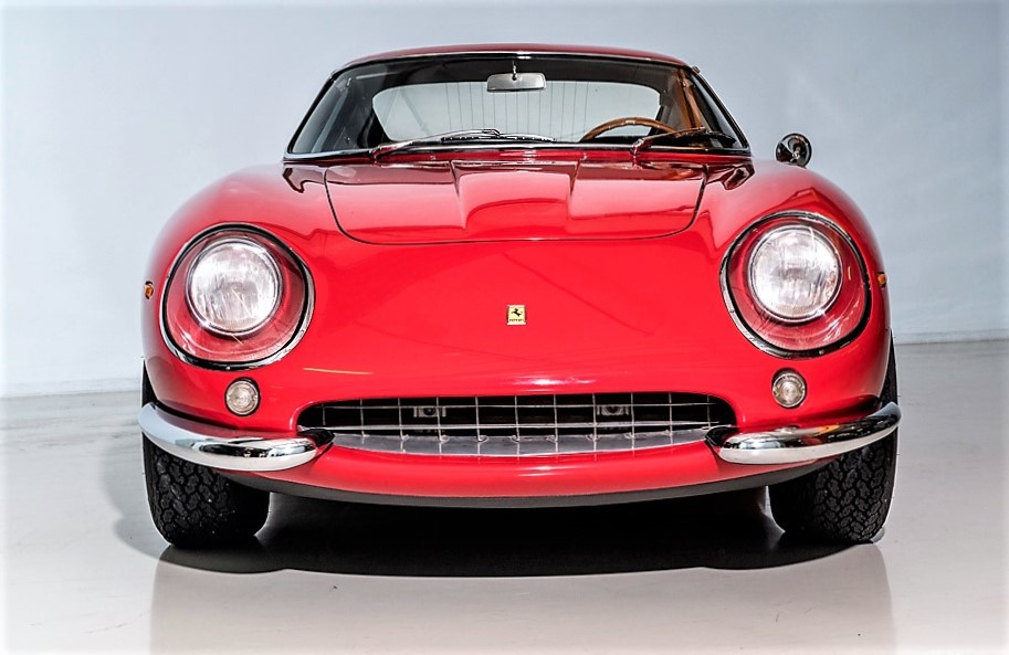 The 275 GTB/4 combines beauty and luxury with high=performance