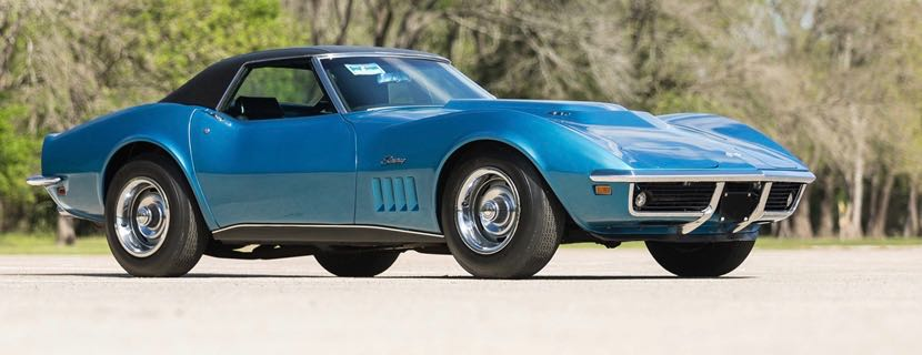L-88 Corvette sells for $616,000 | Worldwide Auctions photos