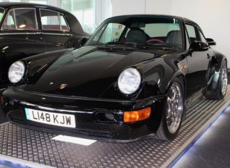 Porsches set pace at Silverstone's May Sale