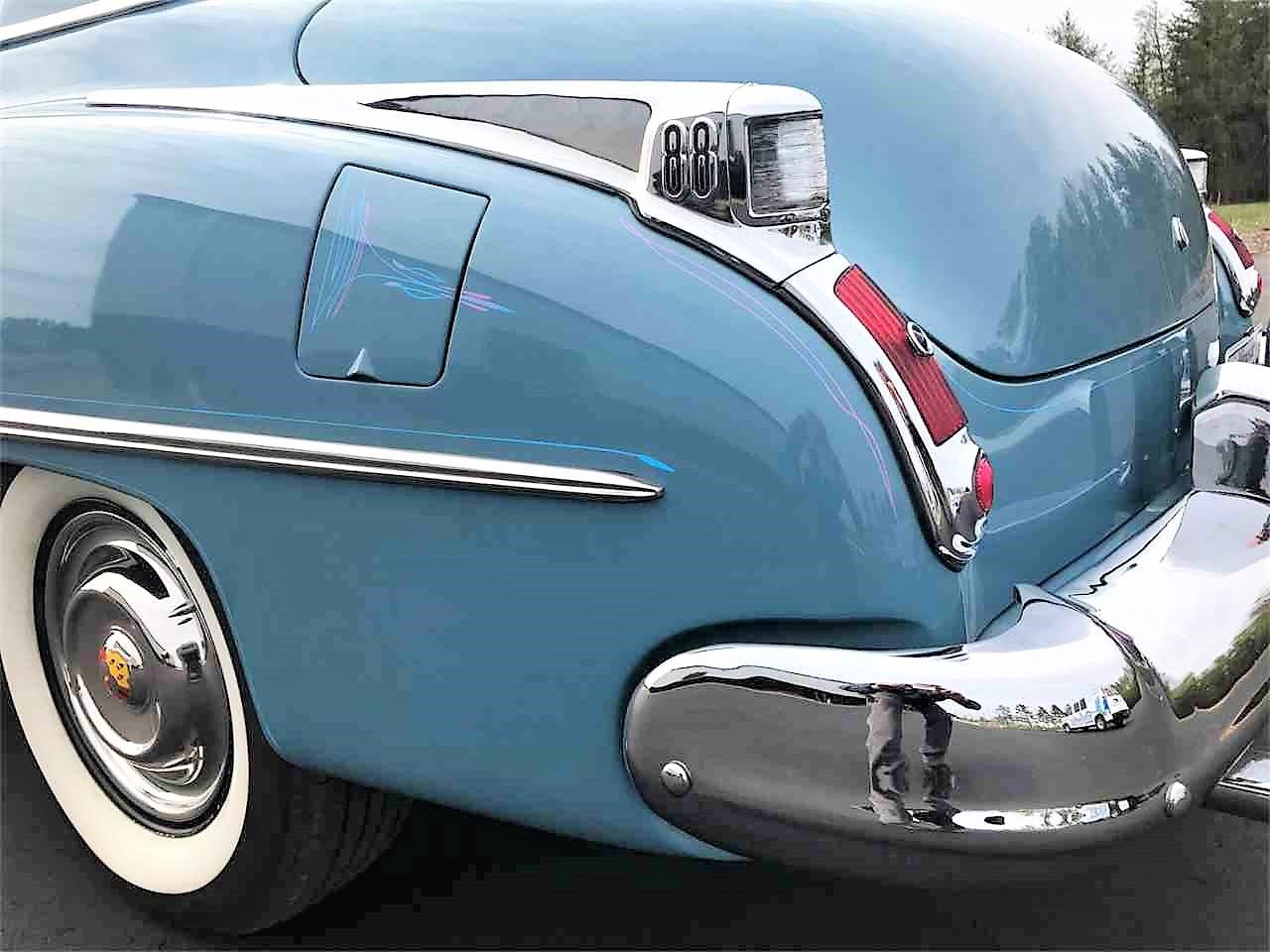 , 1950 Oldsmobile 88 custom coupe, ClassicCars.com Journal