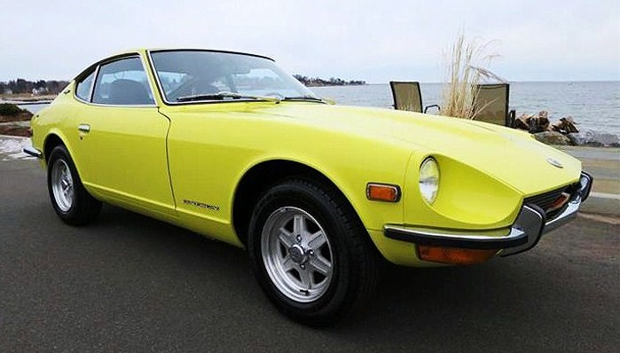 The early Datsun 240Z remains an affordable sports car | ClassicCars.com