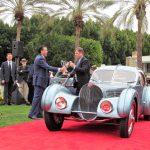 Bugatti Atlantic gets its award – Larry Edsall