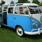 Cars R Stars – 1967 VW Microbus, 21 Window Samba Deluxe, owner Richard and Marcia Larabee