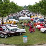 Cars R Stars Show at Historic Packard Proving Grounds