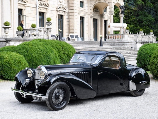 Bugatti Atalante prototype purchased for $3.402 million