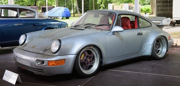 1993 Porsche sold with only 10 kilometers traveled
