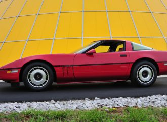 10-99: Corvette museum and its friends complete car's restoration for police officer's family