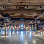 Main floor of the restored Durant-Dort Factory One, in Flint, Mi