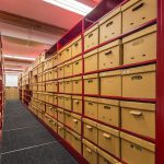 Approximately 100,000 documents and artifacts compose the Ketter
