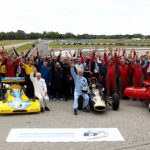 Drives and cars group photograph