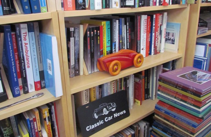 Museums welcome your donations of cars — and car books