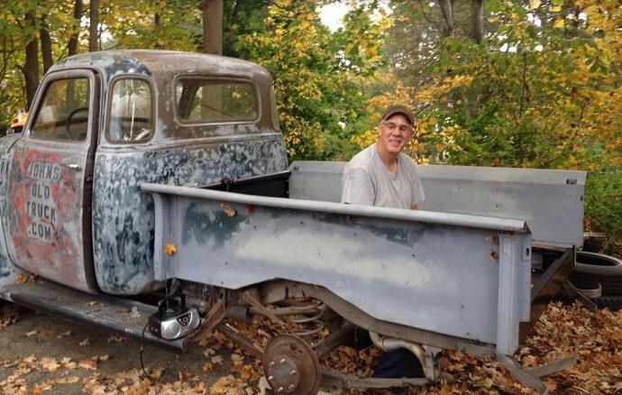 My Classic Car: John's 1949 Chevrolet 3100