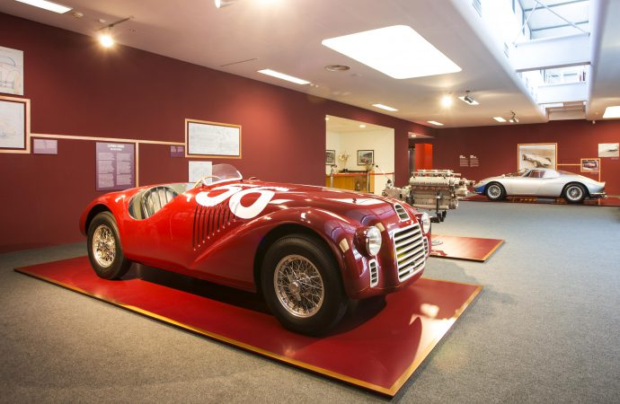 Ferrari museum expands, opens new exhibits