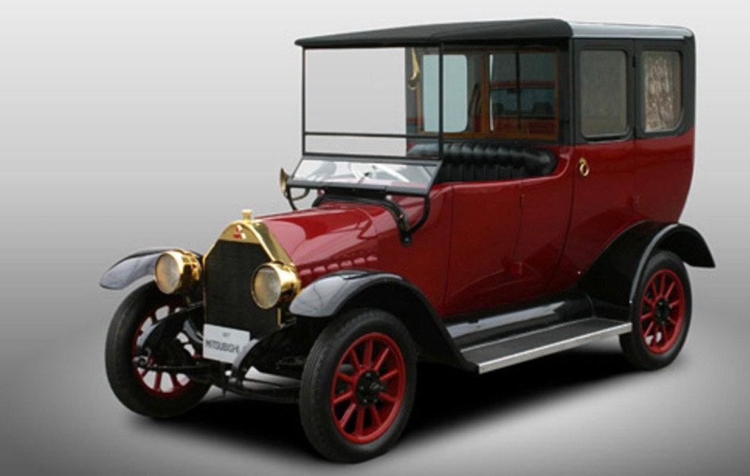 Mitsubishi putting 1917 Model A on modern hybrid platform | Mitsubishi MMA photo
