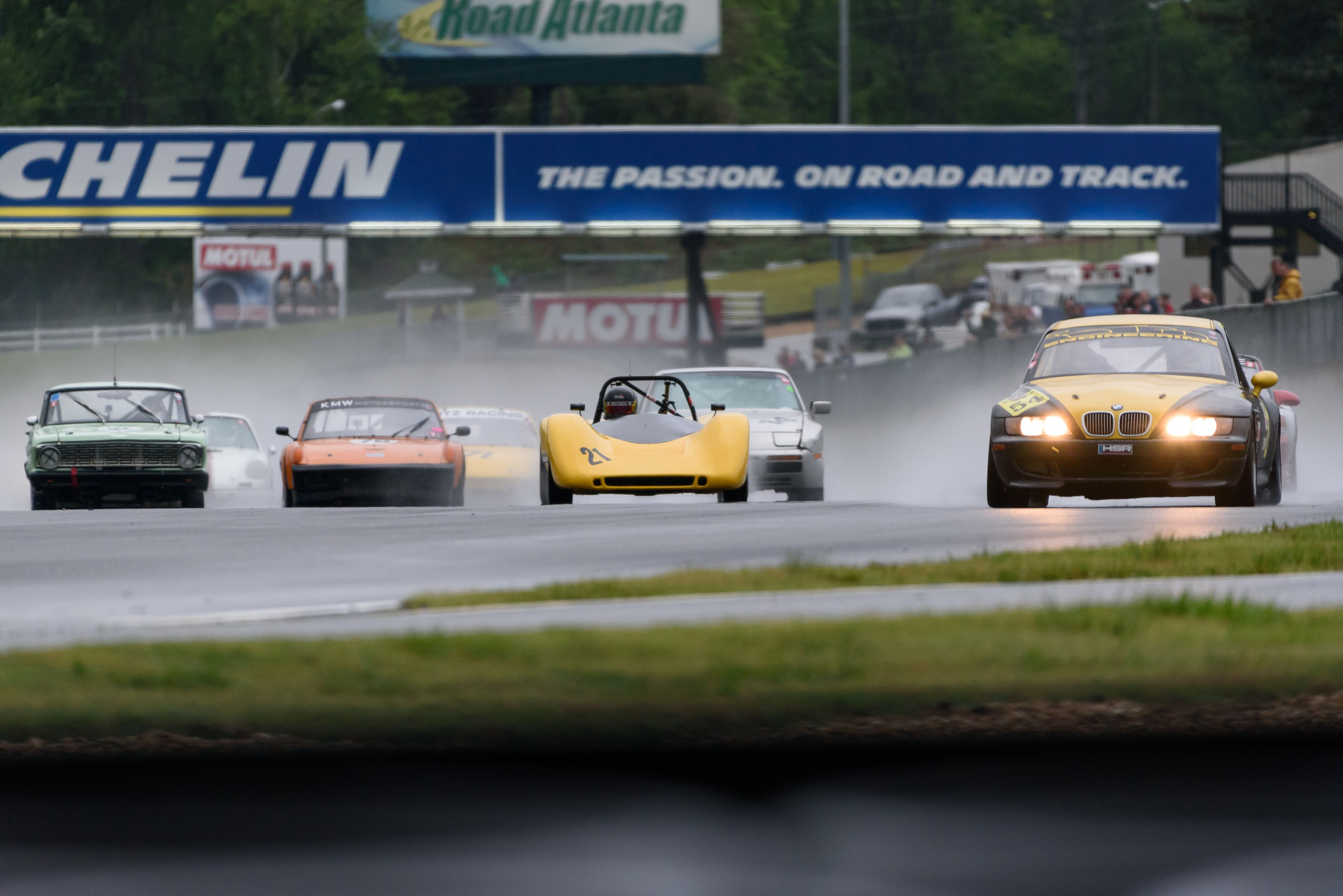 The Mitty celebrates 40 years of vintage racing - ClassicCars.com ...