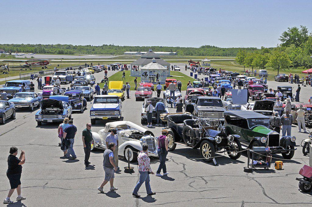 Spring Auto Show in 2014 | Photo provided by Owls Head Transportation Museum