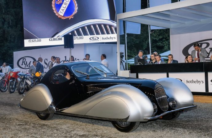 Pre-war French cars are stars at RM Sotheby's $28.5 million sale