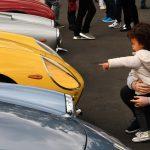 Young Ferrari enthusiast #1271-Howard Koby photo