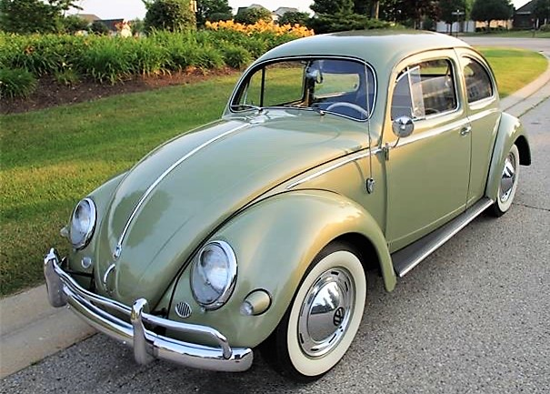 Nice VW beetles are rising in value | ClassicCars.com