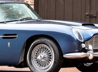 James Bond and barn finds: Aston Martin sale hits $6.46 million