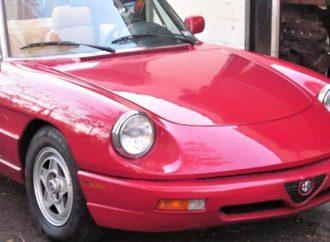 1991 Alfa Romeo Spider Veloce
