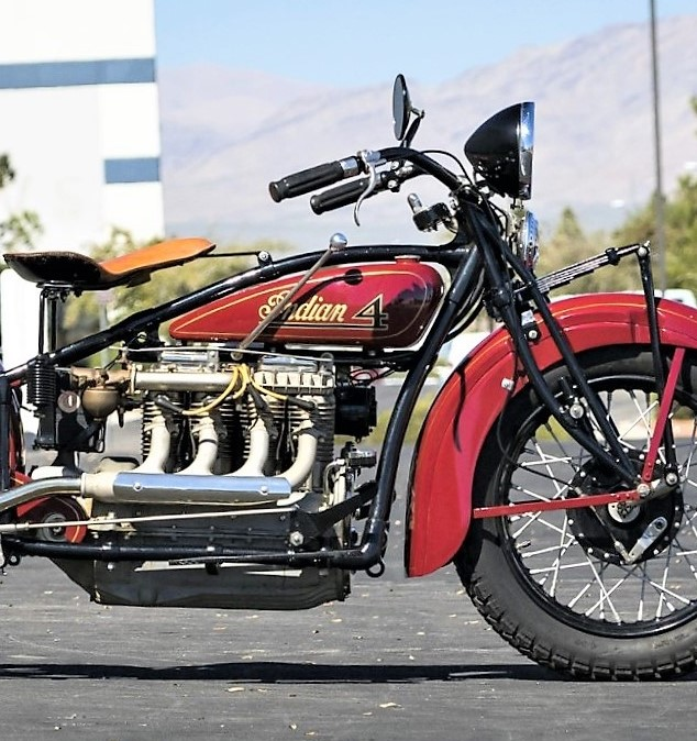 Mecum Back In Vegas With Another Motorcycle Auction